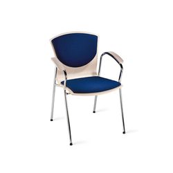 Woody | Chairs | Ares Line