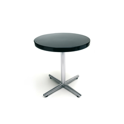 H20 pedestal base | Cafeteria tables | Resol-Barcelona Dd