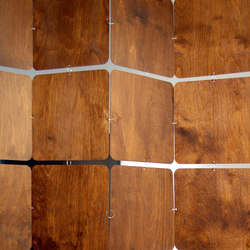 nolastar_ wood maple | Space dividing systems | Nola Star