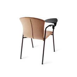 Woody | Multipurpose chairs | Ares Line