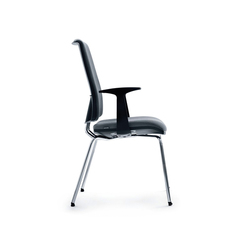 Zero7 | Visitors chairs / Side chairs | Ares Line