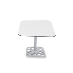 net table | Cafeteria tables | Resol-Barcelona Dd