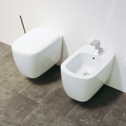 Mono wc | bidet | Toilets | Ceramica Flaminia