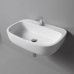 Mono 74 basin | Wash basins | Ceramica Flaminia