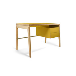 Writing Desk with storage | Escritorios | MINT Furniture