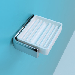 Noke' soap holder | Porte-savons | Ceramica Flaminia