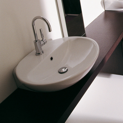 Nuda 60 basin | Wash basins | Ceramica Flaminia