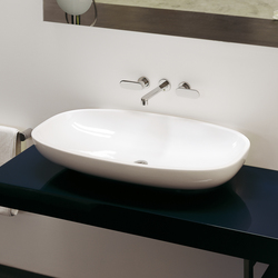 Nuda 95 basin | Wash basins | Ceramica Flaminia