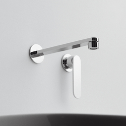 One mixer | Wash-basin taps | Ceramica Flaminia