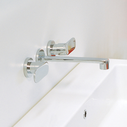 One mixer | Bath taps | Ceramica Flaminia