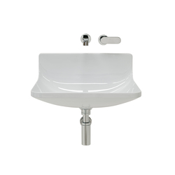 Plate basin | Wash basins | Ceramica Flaminia