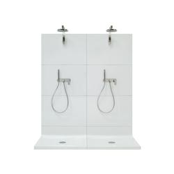 Plate shower system | Shower trays | Ceramica Flaminia