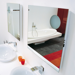 Simple 70 I 90 mirror | Espejos de pared | Ceramica Flaminia