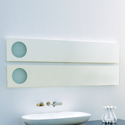 Simple 150 I 180 mirror | Wall mirrors | Ceramica Flaminia