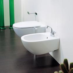 Spin wc | bidet | Vasi | Ceramica Flaminia