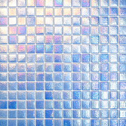 Aqualuxe - Capri | Glass mosaics | Hisbalit