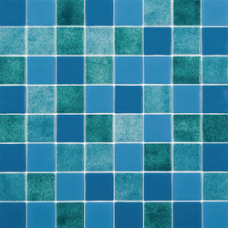 Easy Mix - Iguazu | Glass mosaics | Hisbalit