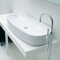 Step basin | Wash basins | Ceramica Flaminia