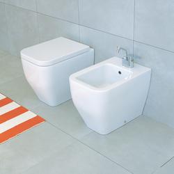 Terra wc | bidet | WC | Ceramica Flaminia