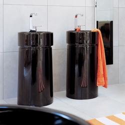 Twin column | Lavabos mueble | Ceramica Flaminia