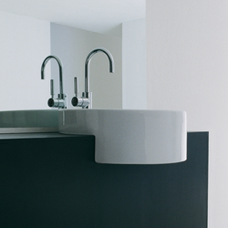 Twin Set 52 | Lavabos | Ceramica Flaminia