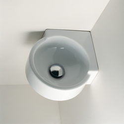 Mini Twin basin | Lavabos | Ceramica Flaminia