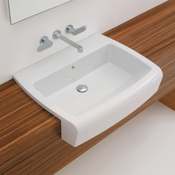 Una 75 basin | Wash basins | Ceramica Flaminia