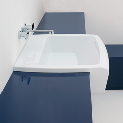 Una 90 basin | Wash basins | Ceramica Flaminia