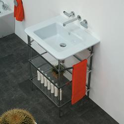 Plate basin | Vanity units | Ceramica Flaminia