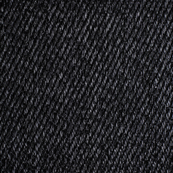 BKB Sisal Plain Black | Wall-to-wall carpets | Bolon
