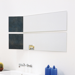 Line | Wall mirrors | Ceramica Flaminia