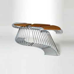 Tondino | Modular seating elements | bdm design