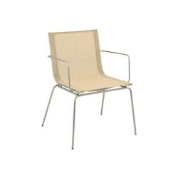 Trama Sling Armchair | Garden chairs | Calma