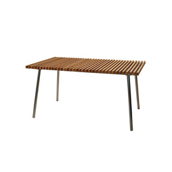 Trama Teak Table | Dining tables | Calma