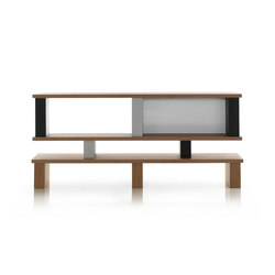 518 Plurima | Shelves | Cassina