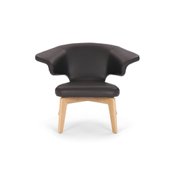 Munich Lounge Chair | Loungesessel | ClassiCon