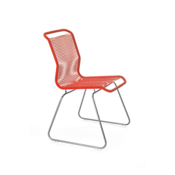Panton One Chair | zen red | Chaises de restaurant | Montana Møbler