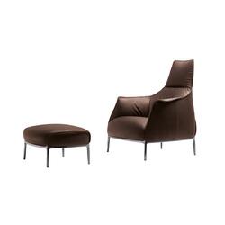 Archibald | Lounge chairs | Poltrona Frau