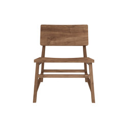 Teak N2 Lounge Chair | Lounge chairs | Ethnicraft