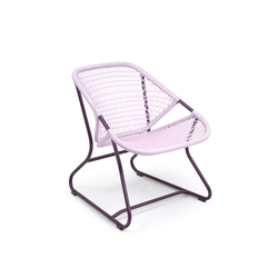 Sixties Low Armchair