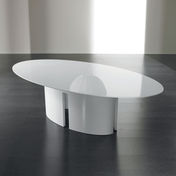 Gong Table à manger | Tables de restaurant | Meridiani