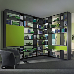 Arrivo | Shelving systems | die Collection