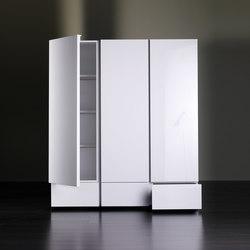 Bolk Wardrobe 185 | Cabinets | Meridiani
