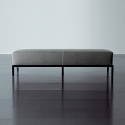Berry Bench | Waiting area benches | Meridiani