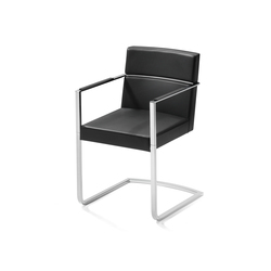 Rick Chair | Visitors chairs / Side chairs | die Collection