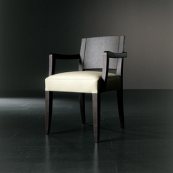 Kerr Quattro Chair | Visitors chairs / Side chairs | Meridiani
