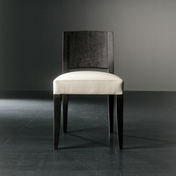Kerr Tre Chair | Visitors chairs / Side chairs | Meridiani