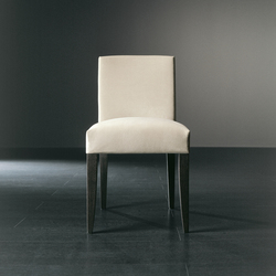Kerr Uno Chair | Visitors chairs / Side chairs | Meridiani