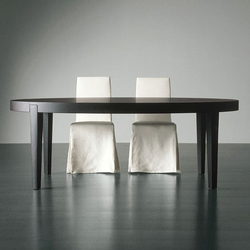 Power Dining table | Mesas comedor | Meridiani