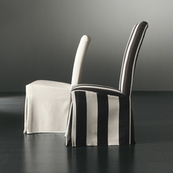 Tylor Due/Tre Chaise | Chaises de restaurant | Meridiani